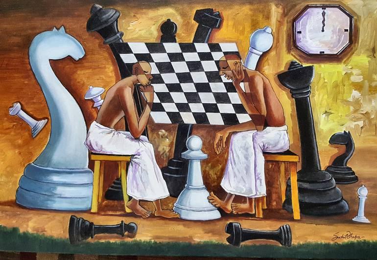 शतरंज की एक बाजी : मिर्जा हफीज बेग