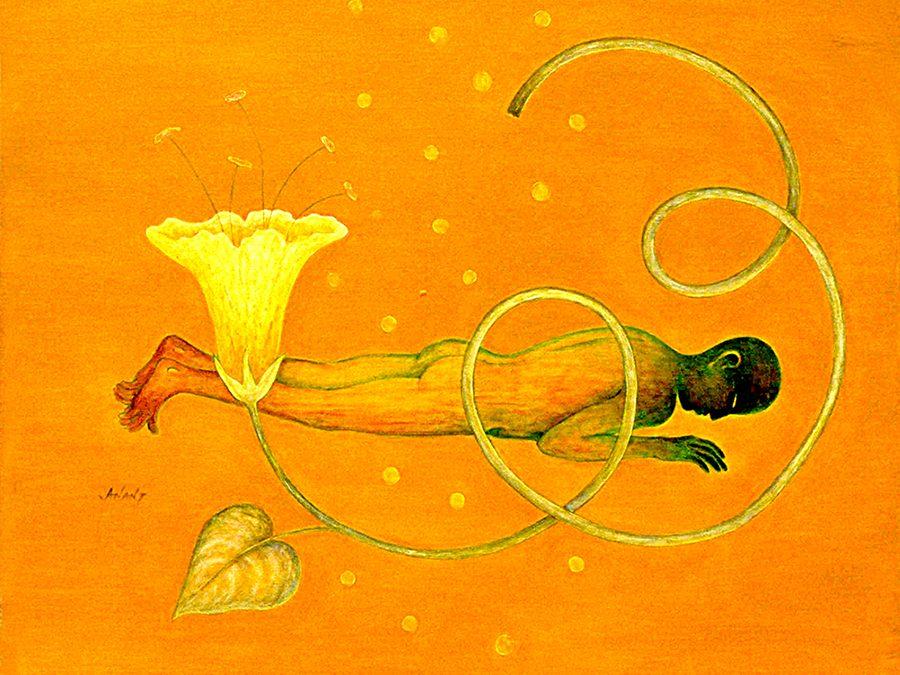 बरगद एक नन्हा पौधा है : श्रीधर करुणानिधि