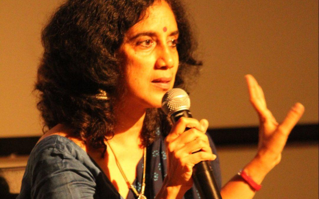 महाभारत के आख्यान पर स्त्रीवादी कविताएं : के. श्रीलता , अनुवाद : राजेश कुमार झा