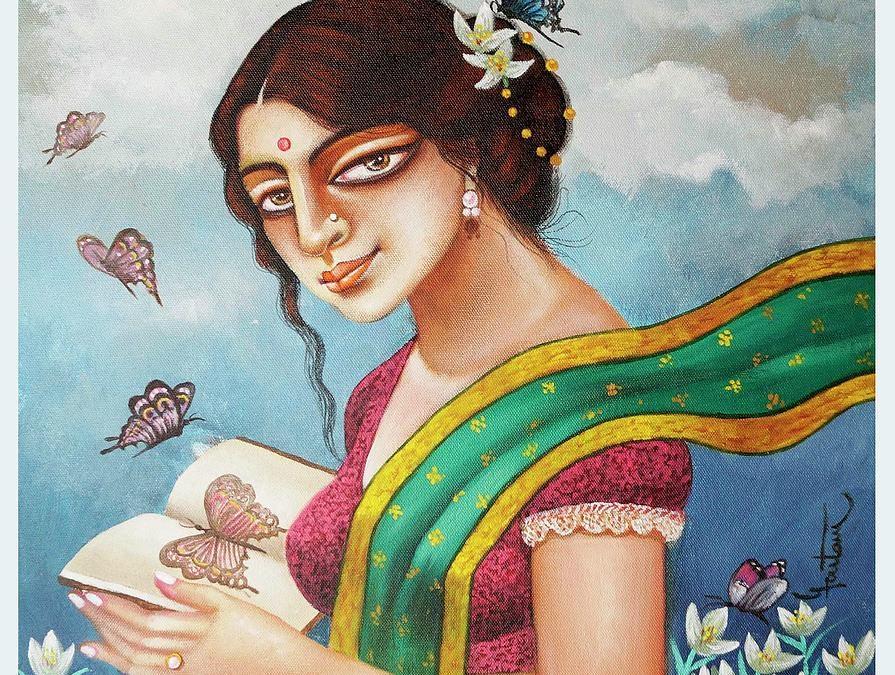 स्त्री एक नदी है : दिनेश सागर