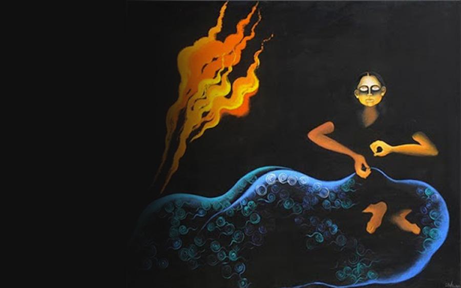 आग को गाने लगी हैं आंधियां अब : जगदीश पंकज