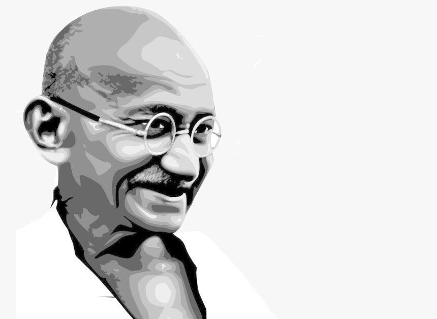 गांधी कविताओं में